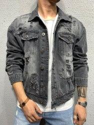 Джинсовая куртка Артикул 0086 2Y