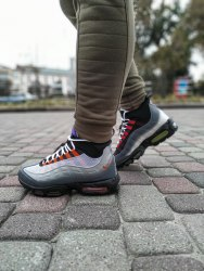 "Кроссовки зимние! Air Max 95 Sneakerboot ""Greedy"" Nike"
