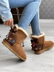Classic II Mini Brown LV UGG
