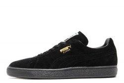 Suede Classic All black Puma