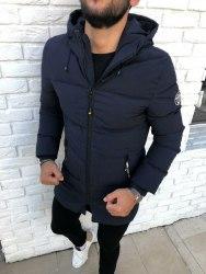 Зимняя Куртка Артикул kd6 Black Island