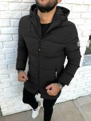 Зимняя Куртка Артикул kd5 Black Island