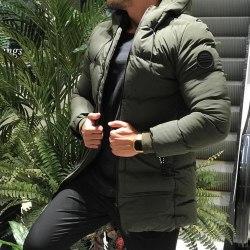 Зимняя Куртка Артикул kd7 Black Island