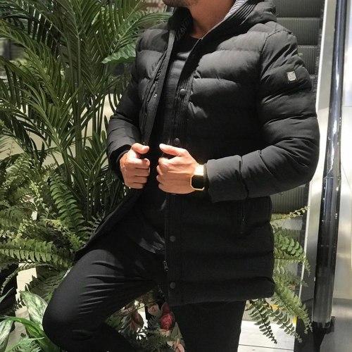 Зимняя Куртка Артикул kd1 Black Island