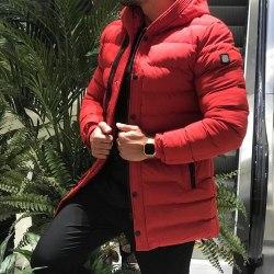 Зимняя Куртка Артикул kd4 Black Island
