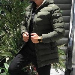 Зимняя Куртка Артикул kd3 Black Island
