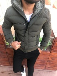 Зимняя Куртка Артикул Kk2 Black Island