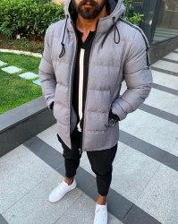 Зимняя Куртка Артикул c32 Black Island