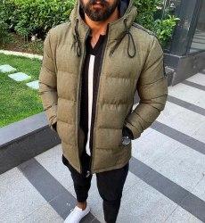 Зимняя Куртка Артикул C34 Black Island