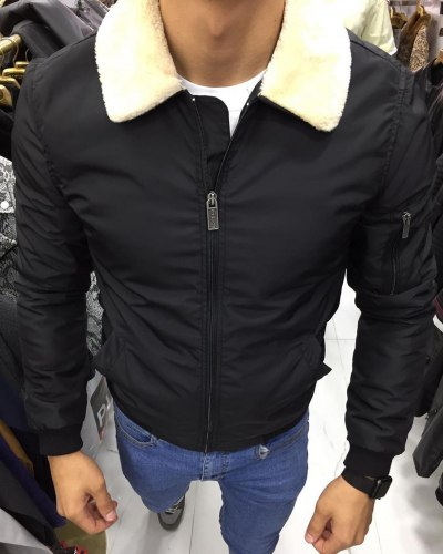 Зимняя Куртка Артикул Vb Black Island