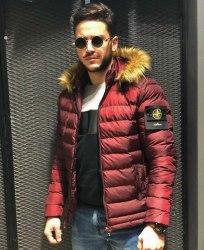 Зимняя Куртка Артикул kz1 Black Island