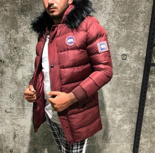 Зимняя Куртка Артикул kz4 Black Island