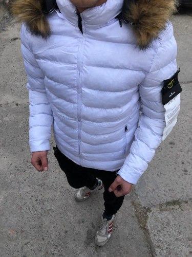 Зимняя Куртка Артикул kz7 Black Island