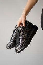 Oversized Sneakers Galaxy Alexander McQueen