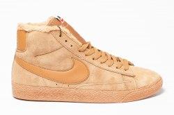 Кроссовки зимние! Blazer Winter Brown Nike