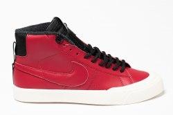 Кроссовки зимние! SB Winter All Red Nike