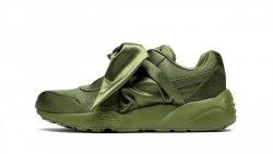 Puma х Rihanna Fenty Bow Sneaker Olive Puma