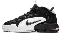 Мужские кроссовки Air Max Penny 1 'Black White' Nike