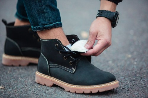 Зимние Ботинки South jaston black 9983 South brand