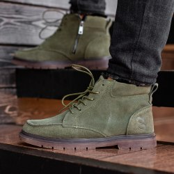 Зимние Ботинки South Flip dark green 9819 South brand