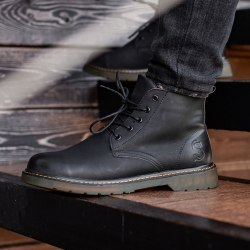 Зимние Ботинки South Warfare black 9816 South brand
