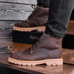 Зимние Ботинки South Rebel brown 9806 South brand