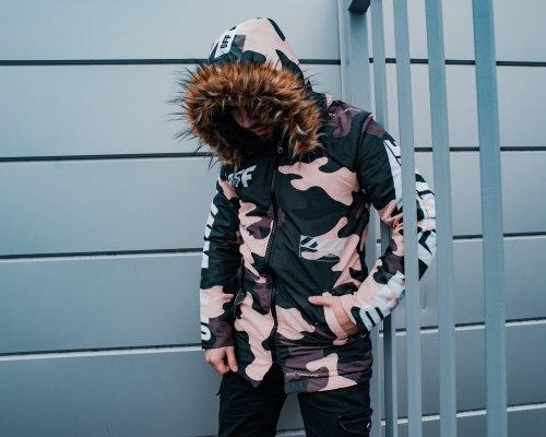 Зимняя Куртка Артикул Alli4 Black Island