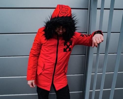 Зимняя Куртка Артикул Alli6 Black Island