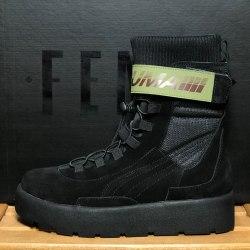 PUMA x Fenty Scuba Boot Black Puma