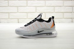 Air Max MX-720-818 Metallic Silver / Black Nike
