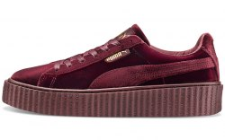 Puma x Rihanna Fenty Creeper Velvet Royal/Purple Puma