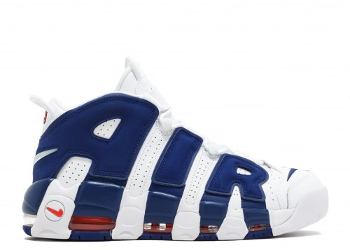 "AIR MORE UPTEMPO The ""Knicks"" Nike"