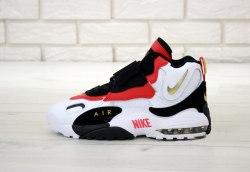 Air Max Speed Turf University White Black Red Nike