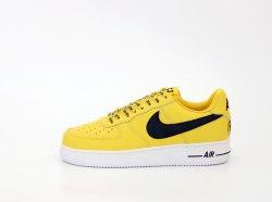 Air Force 1 Low Nba Yellow Amarillas Vuelta Town Nike