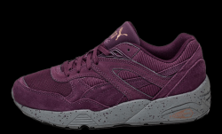 Winterized R698 Italian Plum/Steel Grey Puma