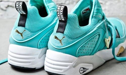 Sneaker Freaker x Puma Blaze of Glory Sharkbait Puma