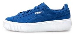 """Suede Platform Core """"Blue"""" Puma"""