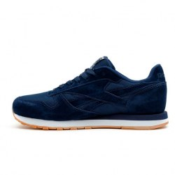 Classic Leather NP Collegiate Navy Reebok