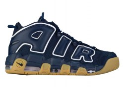 AIR MORE UPTEMPO Dark Blue Gum Nike