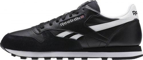 "Classic Leather TRC ""Black/White/"" Reebok"