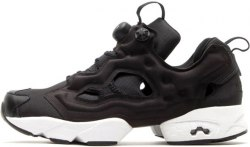 Insta Pump Fury OG Black Women Reebok