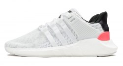 "EQT Support 93/17 ""White Turbo Red"" Adidas"