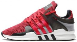 Adidas x Overkill EQT Support ADV RED Adidas