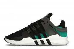 "EQT Support ADV ""Black/Sub Green"" Men Adidas"