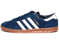 Originals Hamburg Blue Adidas