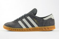 Originals Hamburg Grey Adidas