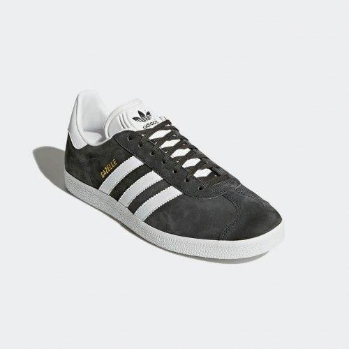 Gazelle Dark Grey Adidas