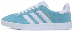 Gazelle Light Blue Adidas