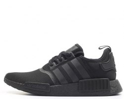 NMD Runner Triple Black Coal Adidas