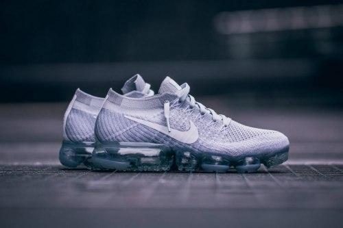 Air Vapormax Flyknit Grey Nike